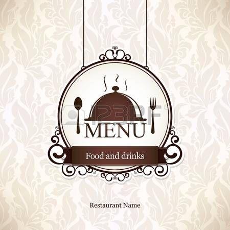 еда: Дизайн меню ресторана