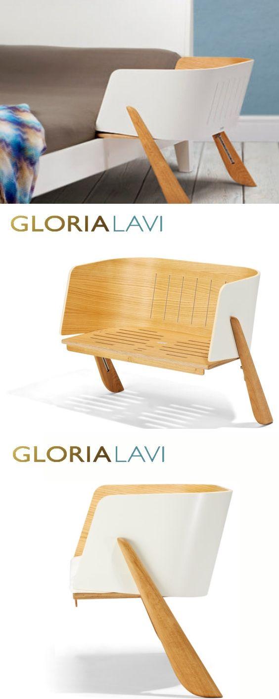 Rent it for 6 months LAVI Dreamer Design Wiege von GloriaLavi Stil-Fabrik
