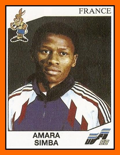 Amara Simba - France