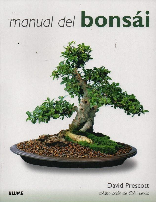 El bonsái no necesita pociones mágicas o una filosofía especial, y no se dan títulos de estudios orientales a sus cultivadores. Todo lo que requiere es una planta, una maceta, unas herramientas básicas y unos cuantos años de paciencia. ¿Cree que se las podrá arreglar con todo esto? Naturalmente. http://www.blume.es/catalogo/794-manual-del-bonsai-9788415317623.html http://rabel.jcyl.es/cgi-bin/abnetopac?SUBC=BPSO&ACC=DOSEARCH&xsqf99=1728295+