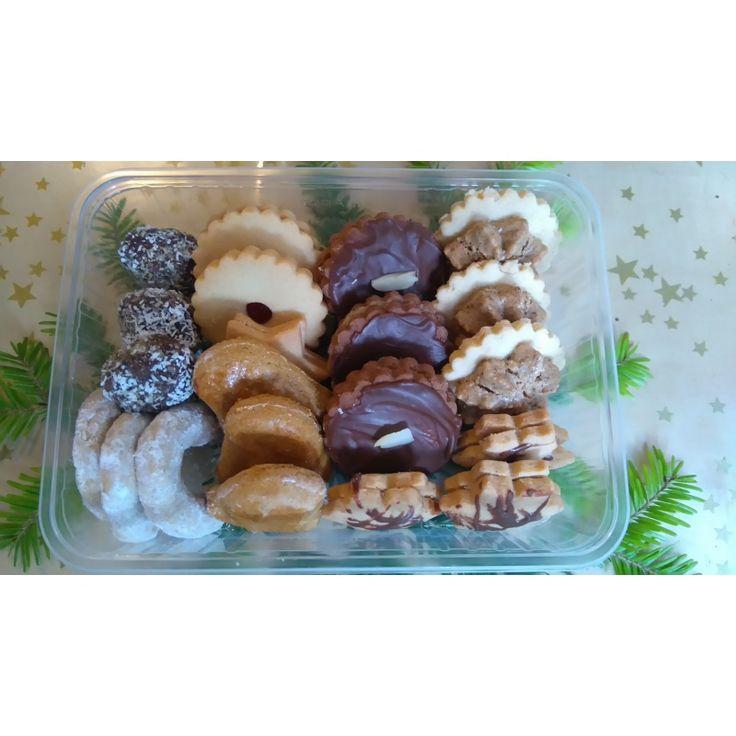 Bezlepkové vánoční cukroví - bude k mání i u Dobráka