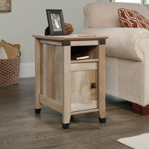 You Ll Love The Ellicott Mills End Table With Storage At Birch Lane With Great Deals On All Products And Fr End Tables With Storage End Tables Oak Side Table