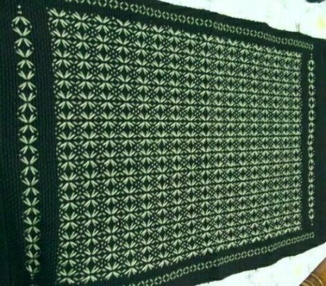 Rug design - Swedish Weaving - Sandra's Stitches