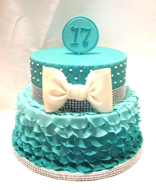 Teenage Girl Cake Images : 17 Best ideas about Teen Birthday Cakes on Pinterest ...