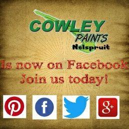 Cowley Paints Nelspruit on Social media