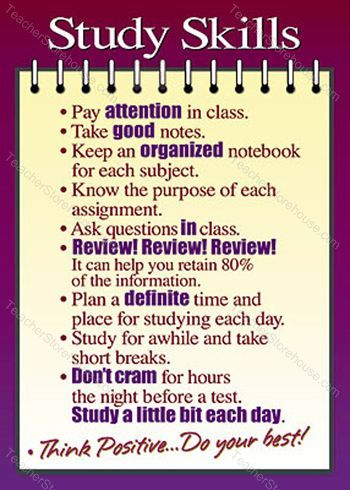 24 best study skills images on pinterest knowledge learning college study skills and tips works for middle school too college student tips fandeluxe Image collections