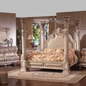 White Queen Anne Bedroom Furniture