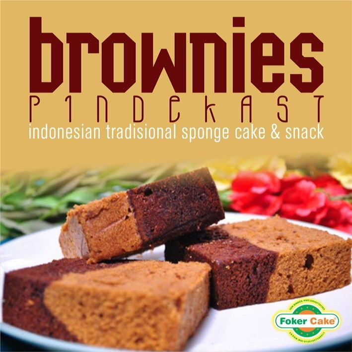 Brownies Pindekast