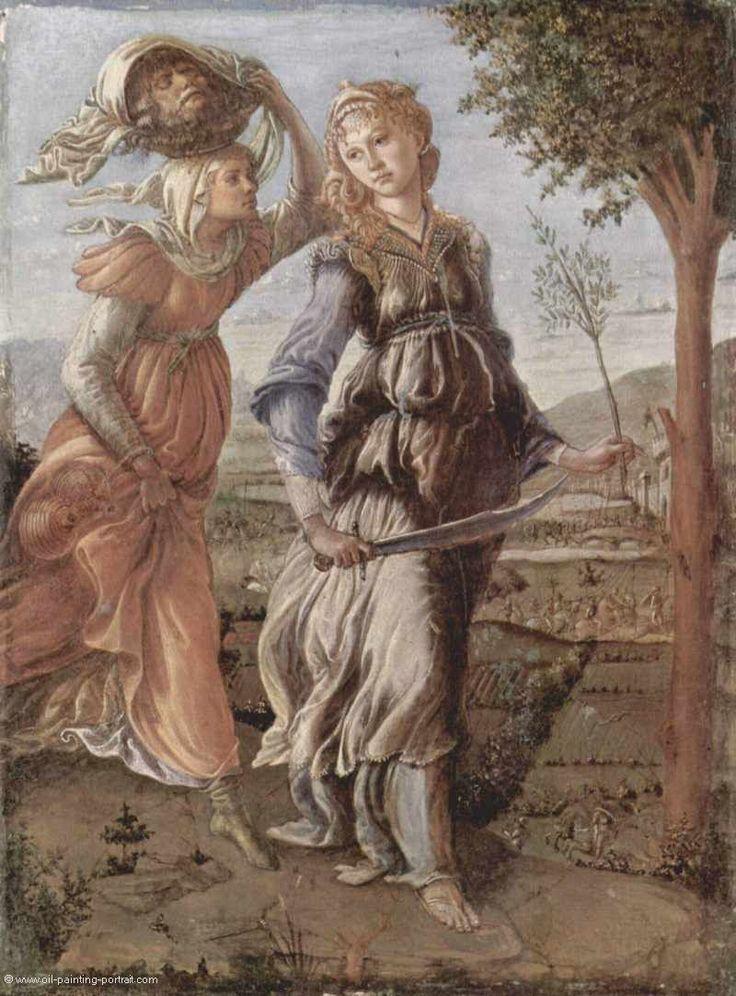 Die Rueckkehr Judiths nach Bethulia