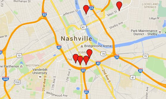 Here is a map of all the Nashville Breweries! Enjoy and share some photos with us as you 'hops' from one place to the next.If you are short on time and want to hit up as many breweries as possible here is a 'walking tour'. I personally don't like to drink beer and walk all over the…