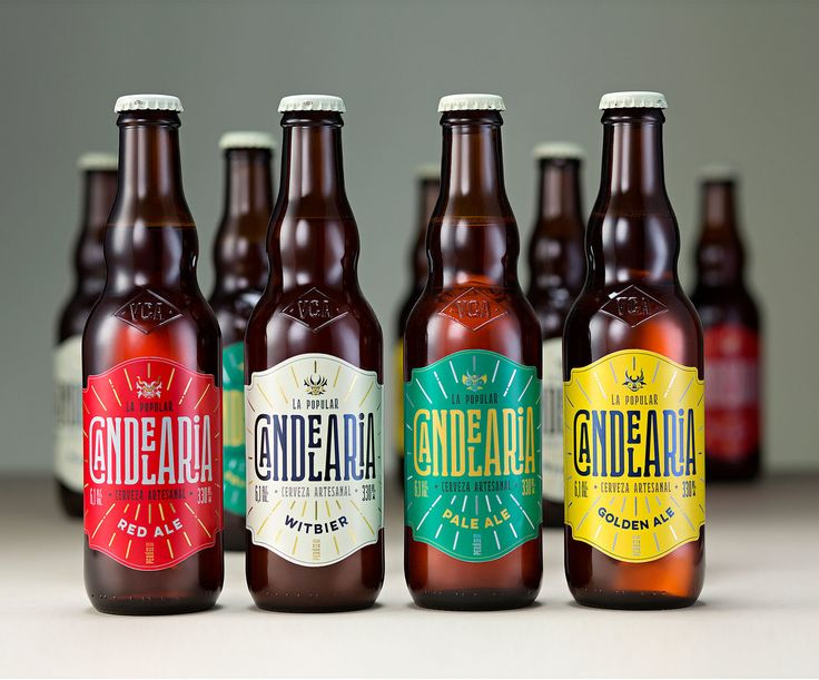 67 Examples of Awesome Craft Beer Packaging — The Dieline - Branding & Packaging Design