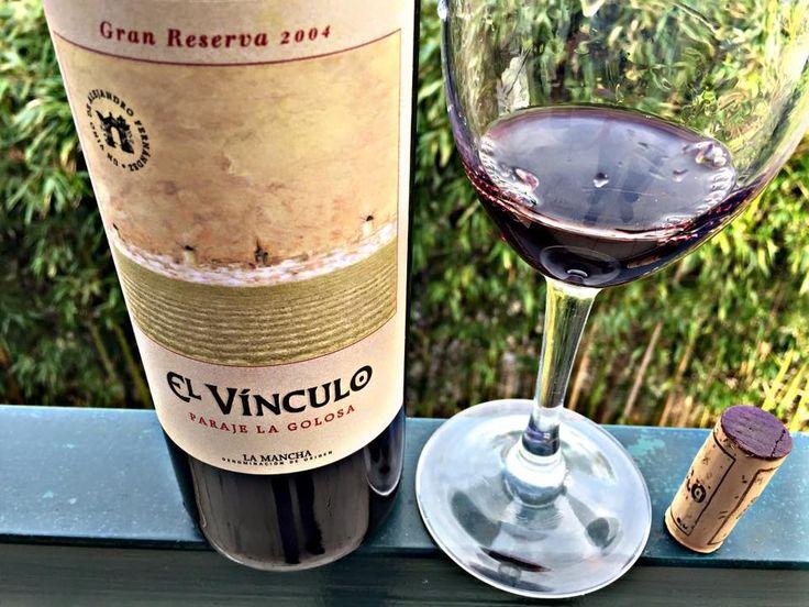 El Alma del Vino.: Alejandro Fernández Tinto Pesquera Bodega El Vínculo Paraje La Golosa Gran Reserva 2004.