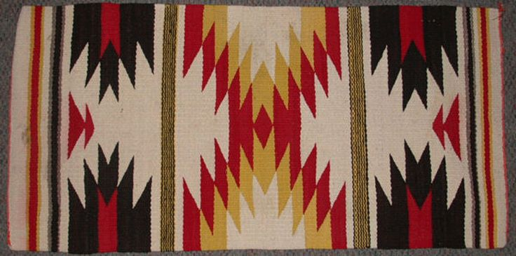 Navajo Rug #modernsouthwest