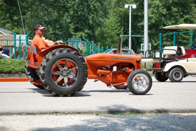 Weekend Freedom Machines: Lagt/Vtd Tractor Extravaganza June 8 -10,2012,Evansville, Ind