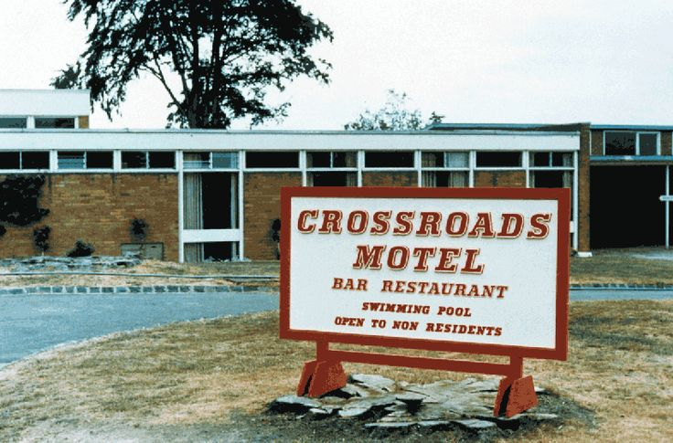 Crossroads TV Series, Set in Birmingham