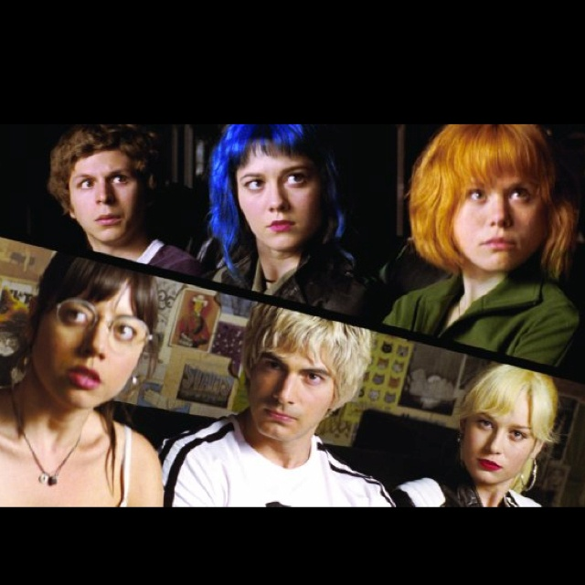 Scott Pilgrim. always holds a special place in my heart <3 also the comics were amazing and I wish they made it into 3 movies...