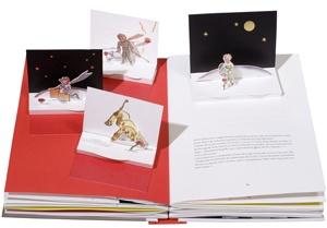 De kleine prins pop-up boek