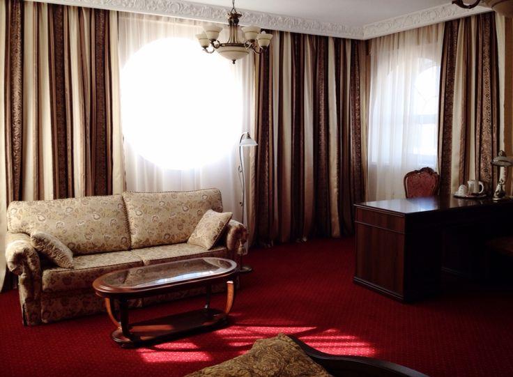 """Дизайн проект интерьеров гостиничного номера отель """"Европа"""", август 2014 г"""