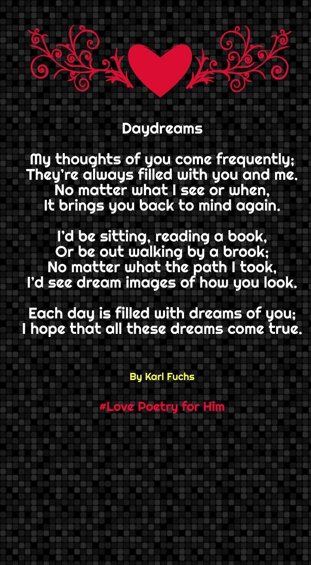 short rhyming love poems | Love poems for him, Love quotes
