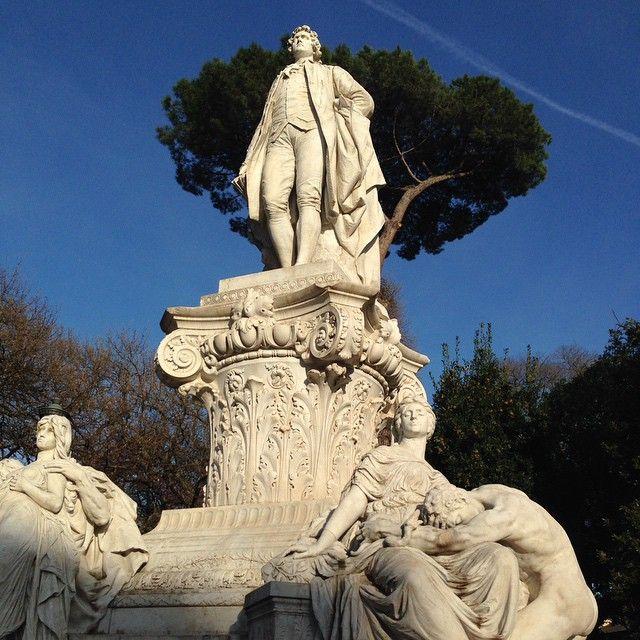 #Roma #roman_life #Rome #Borghese #Park #marble #beauty #light #urban #urbantraveltales #city #citylife #Italy #instaitaly #instarome