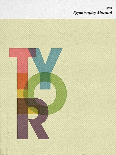 Tylor Typography Manual