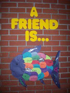 Squarehead Teachers: Rainbow Fish Activities (1)