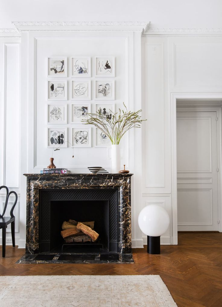 Emily Henderson The Fourth Artist Sothebys Parisian Apartment Pics 3