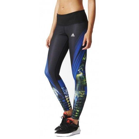 Adidas Infinite Series Illum Ladies Long Running Tights