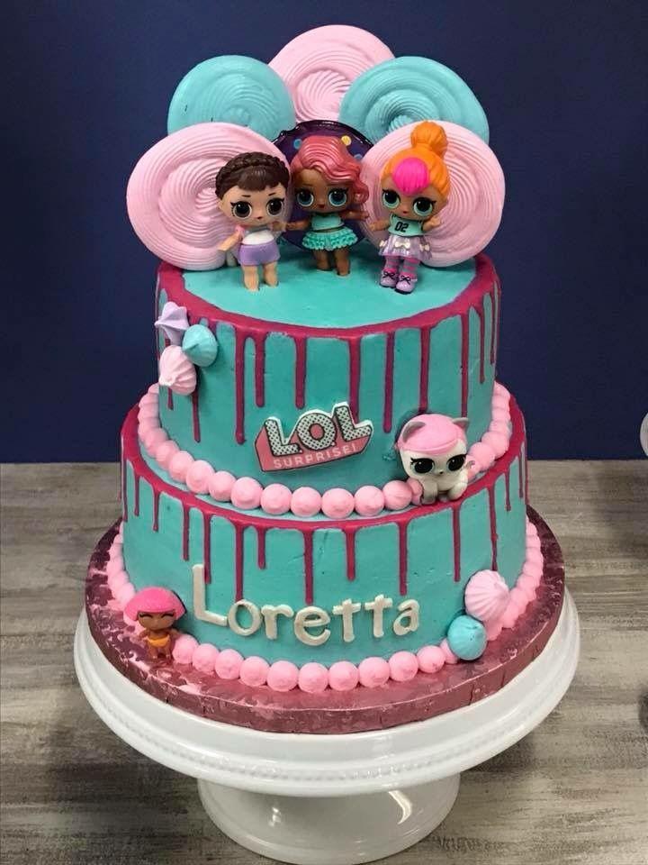 Goo Goo Dolls Birthday Cake