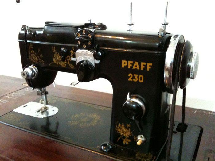 pfaff 230 sewing machine