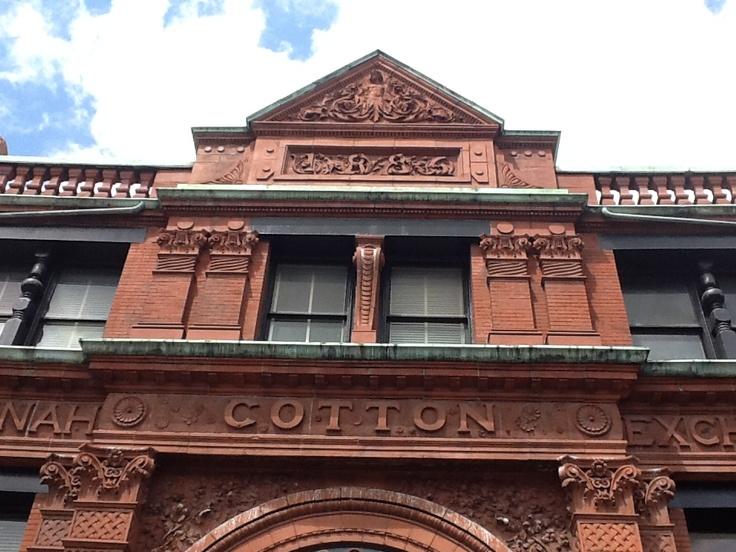 savannah cotton exchange, 1880s, now Masonic Hall
