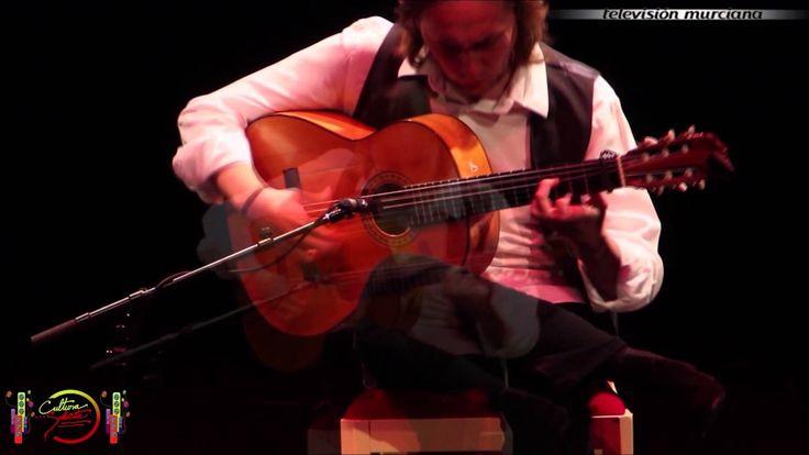 Vicente Amigo Teatro Romea Murcia 2014