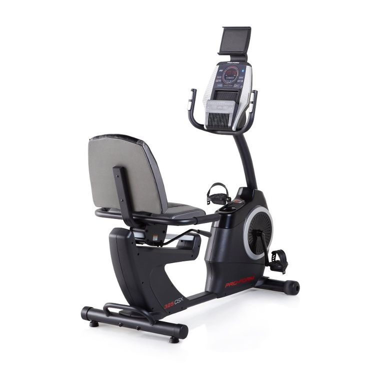 Proform 325 Csx Exercise Bike In 2020 Recumbent Bike Workout