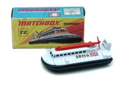 Hovercraft - 1971 - series no. 72