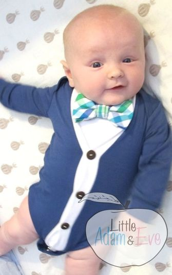 Easter Baby Boy Outfit + Easter Baby Clothes! Visit us for infant baby clothes and newborn baby boy clothes! Visit Little Adam and Eve for the most Unique Baby Onesies you can find! We design the highest quality Baby Boutique Clothing that is not just adorable, but also affordable!