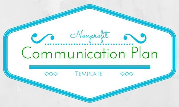 A communication plan template from the nonprofit sector (Upleaf Technology Solutions), it includes great brainstorming prompts to get you started and asks directive questions covering strategy overview, communication platforms, messaging, key dates, campaigns, and benchmarks for success.