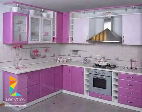 انواع المطابخ الالوميتال لوكشين ديزين نت Kitchen Design Decor Kitchen Interior Design Modern Kitchen Furniture Design