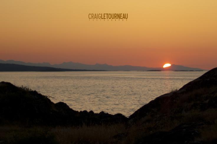 Neck Point Sunset...