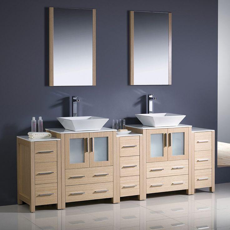 Bathroom Vanity Side Lights 86 best bathroom lighting, mirrors images on pinterest | bathroom