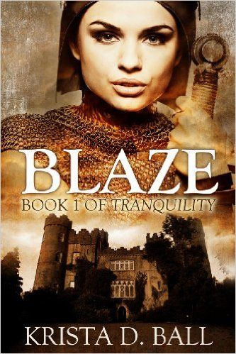 Blaze (Tranquility Book 1)  Excellent world-building, interesting characters, consistent action. Excellent beach read!