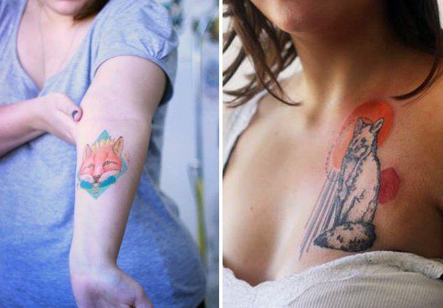 """""""Velho, eu sou de Brasília e estou cogitando MUITO seriamente a possibilidade de viajar praí só pra tatuar contigo. Vai ser a minha primeira e eu sou apaixonado pelo seu traço"""".Esse é o tipo de mensagem que Paola Rodrigues recebe na suafanpage. Você vai entender o motivo. Lola Tattto já é um nome conhecido em Belo Horizonte (MG), onde está localizado o estúdio de Paola. Seu traço não chega a ser tão característico, mas está longe de passar despercebido e ter uma certa assinatura. As…"""