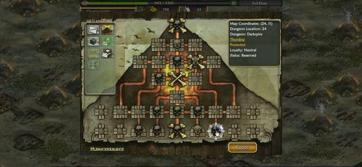 Goblin Keeper is a Free to play classic, Browser-Based [BB] Strategy MMO Game