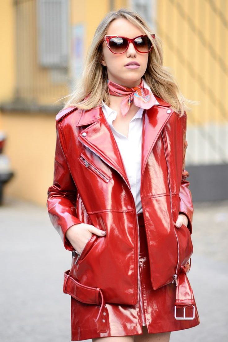 Leather Chic Mix