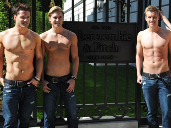 The End of an Era: No More Shirtless Hunks at Abercrombie & Fitch