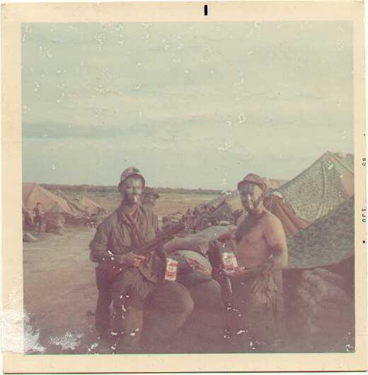 Marine Recon in Vietnam (Rare) - Quite so - We were under strict orders not to be photograhed