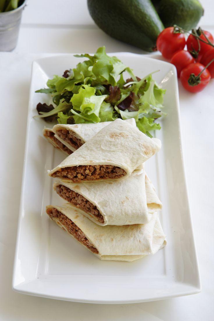 Buritos με κιμά   Δείτε τη συνταγή εδώ --> http://www.instyle.gr/recipe/buritos-kima/