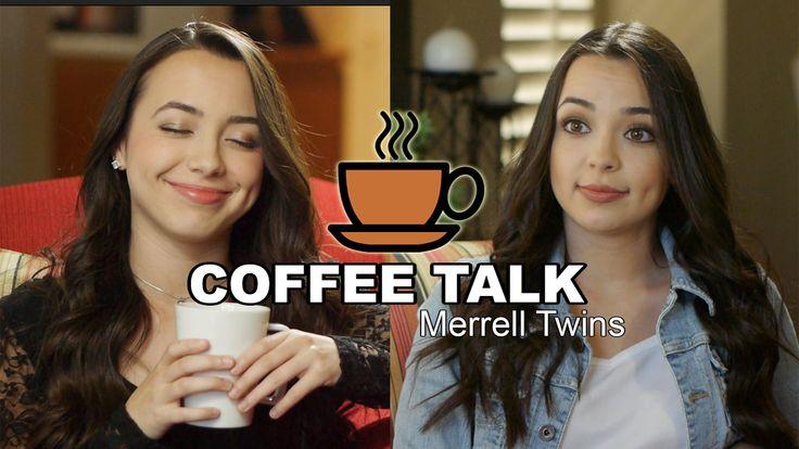 COFFEE TALK - Merrell Twins