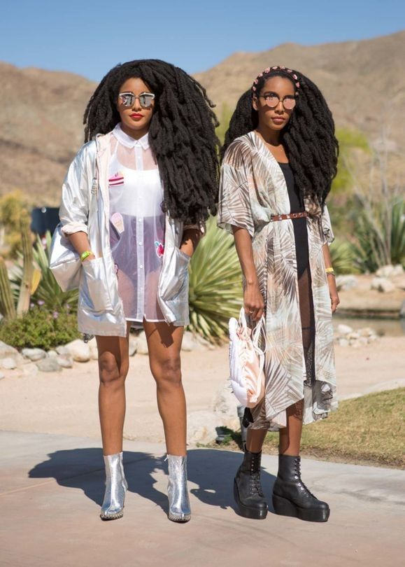 The best in street style from Coachella 2017: