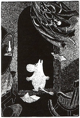 BRIAN SIBLEY : his blog: MEMORIES OF MOOMINLAND