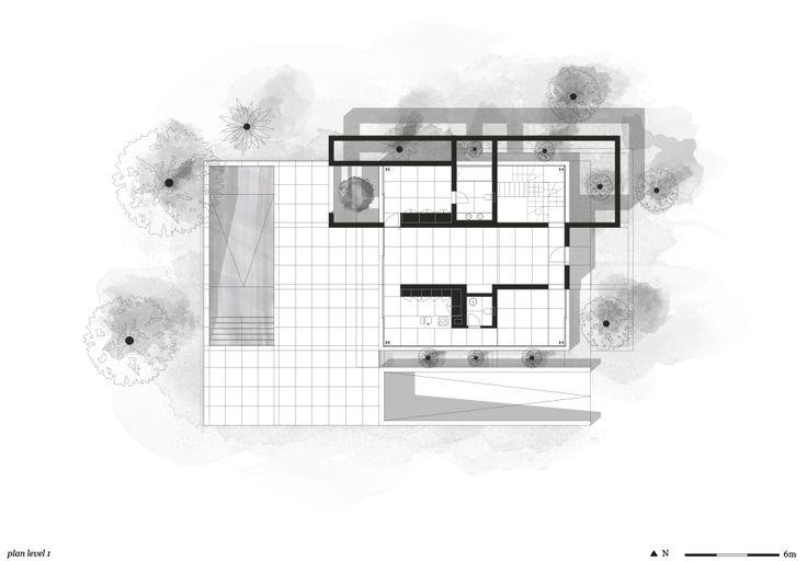 20 best Fondamental flat images on Pinterest Floor plans